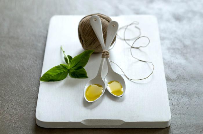 Olio d'oliva aromatizzato