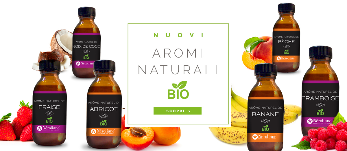 aromi biologici Néroliane