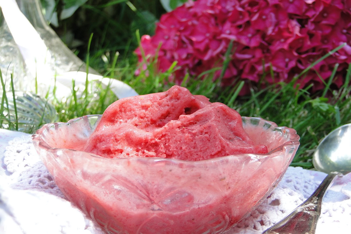 Gelato Banane e Fragola | Neroliane.it